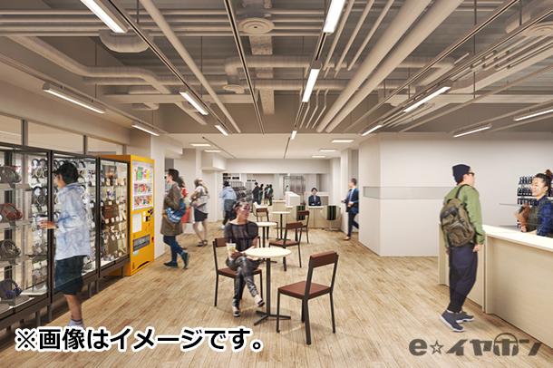 e☆イヤホン梅田EST店