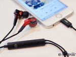 radius HP-NHL21 Digital earphone with Lightning